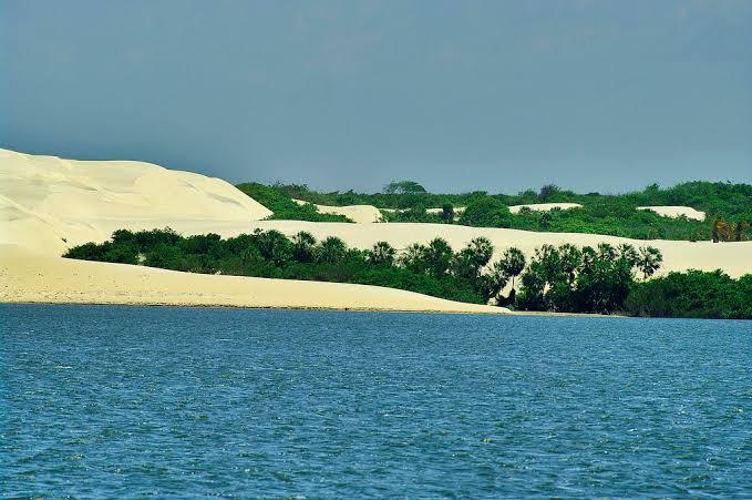 Lagoa do Portinho Delta do Parnaíba