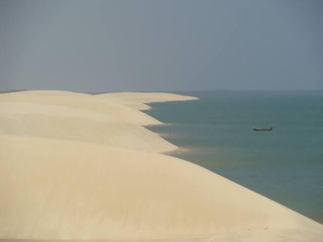 Ilha do Caju Delta do Parnaíba