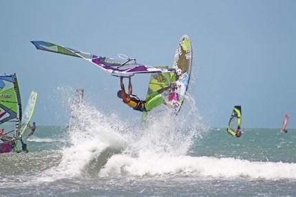 Windsurf em Jericocoara