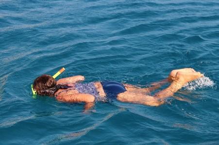 Mergulho na Lagoa Azul