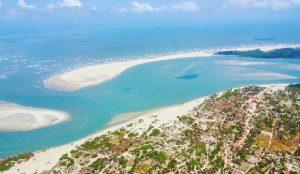 principais pontos turísticos no Maranhão - Atins