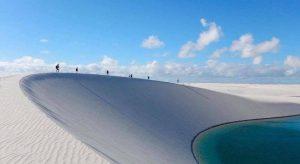 principais pontos turísticos no Maranhão - Barreirinhas
