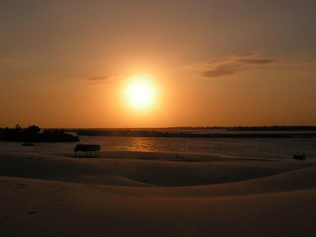 principais pontos turísticos no Maranhão - Delta do Parnaíba
