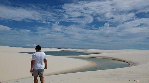 principais pontos turísticos no Maranhão - santo amaro