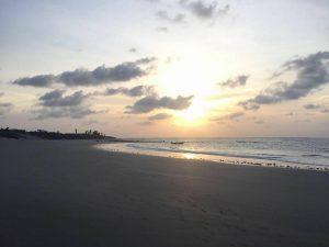 Pôr do Sol em Barra Grande do Piauí