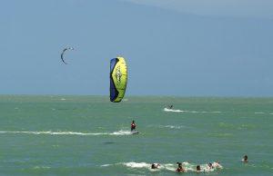 kitesurf em Barra Grande