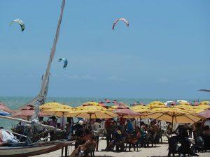 Porque praticar kitesurf em Cumbuco