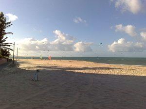 alugar um kite em Cumbuco