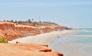 Praia de Canoa Quebrada
