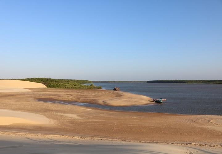Delta Canárias – Saída de Barra Grande (Privativo)