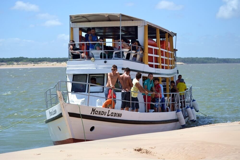 Traditional Delta (Tour Of The Experiences) - Typical Vessel (Shared)