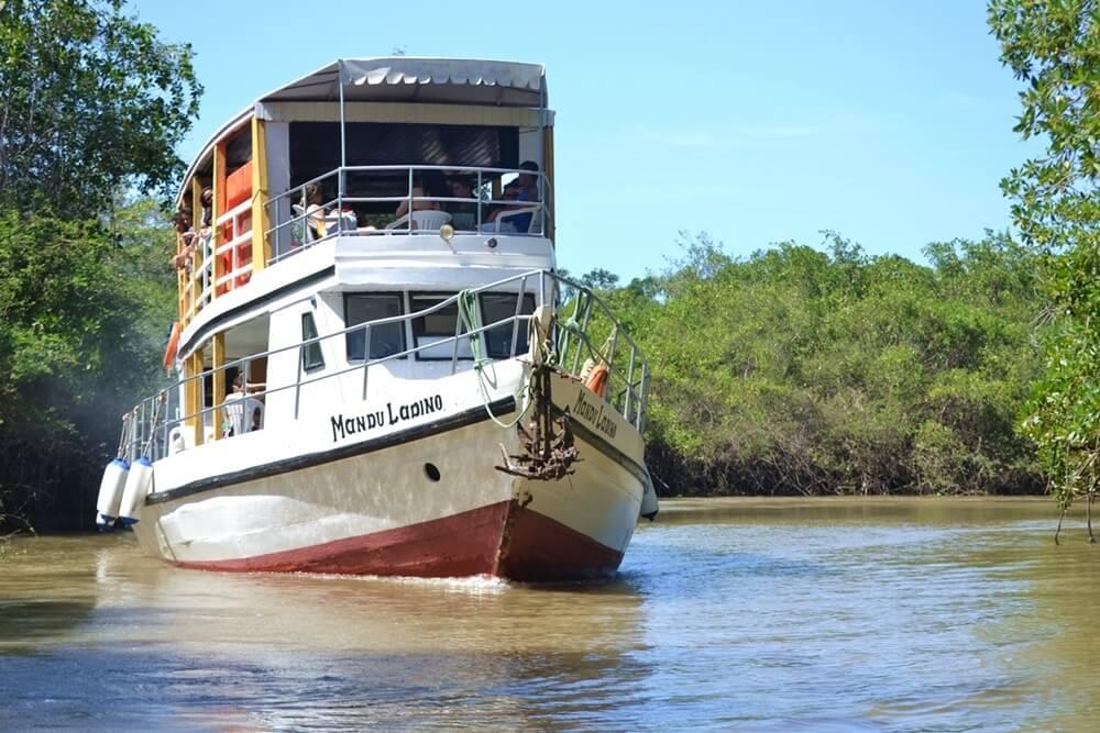 Passeio Delta Tradicional – Embarcação Típica (Compartilhado)