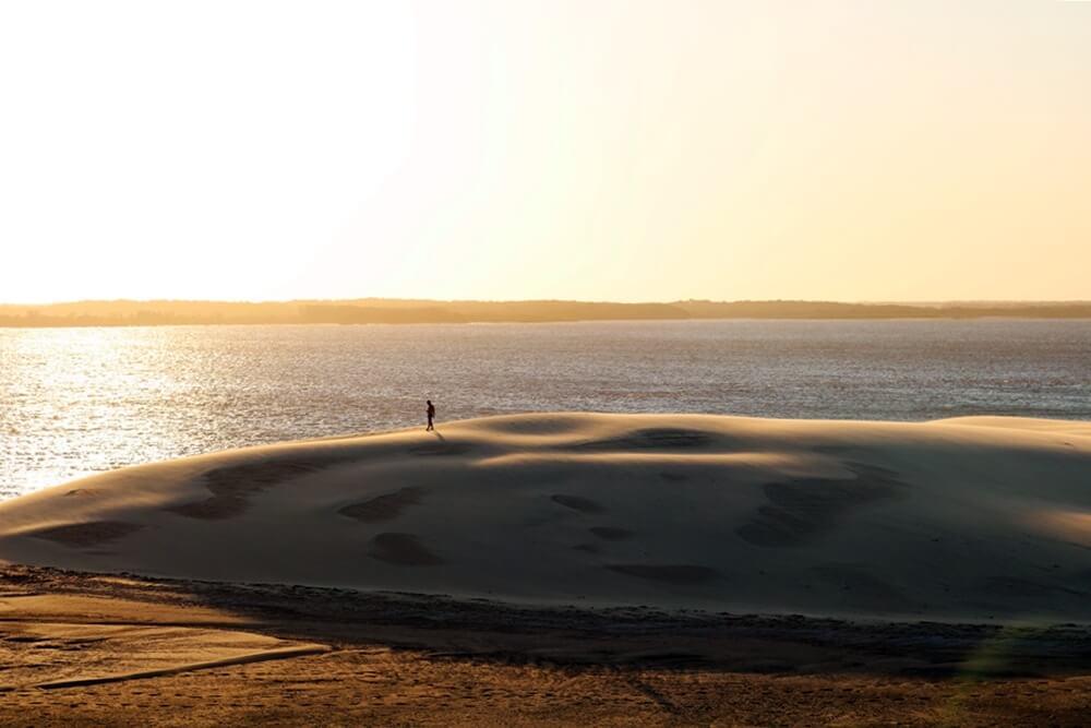Transfer Jericoacoara / Fortaleza – Disembark in the hotels of the beachfront of Fortaleza (shared)