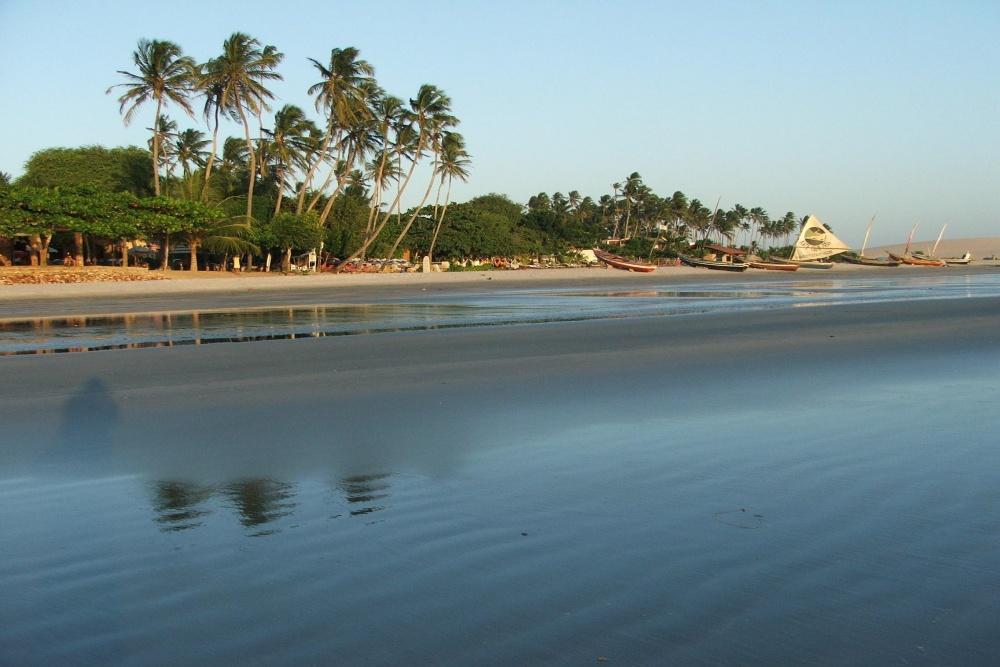 Transfer Fortaleza / Jericoacoara – Boarding in Fortaleza's seaside hotels (shared)